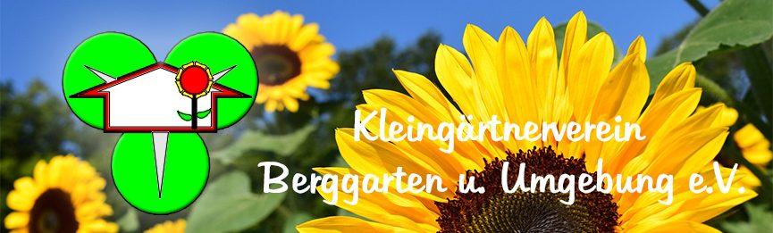 Kleingärtnerverein Berggarten und  Umgebung e.V.